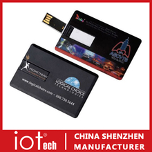 Promotional Gifts Card USB Pen Drive 8GB U Disk