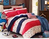 Wholesale Brand New Polyester Flannel Printed Bedding Sets