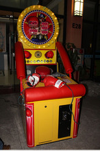 Coin operated boxing game machine for adults/2015 hot sale boxing simulator game machine