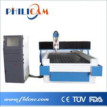 Alta calidad! Jinan PHILICAM 1325 lápida máquina de talla