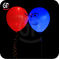 Wholesale Party Supply Lighted Outdoor Balloon With Light Inside