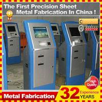 Customized machine enclosure kiosk atm enclosure OEM service