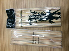round bamboo barbecue sticks bbq skewers