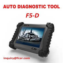 FCAR F5-D truck diagnostic equipment for Heavy duty truck repair diagnose, Man, Tata, Mahindra, Toyota, Bosch, Cat, etc