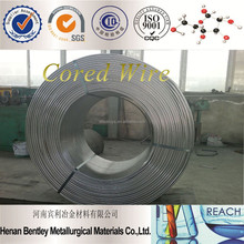 SiCaBa Cored Wire Alloy