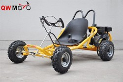 New 196cc go cart 6.5hp go kart buggy