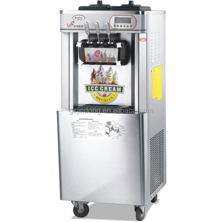 icecream machine rental