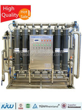 HJUF07172 Ultrafiltration membrane low pressure water treatment plant