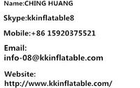Надувной батут Kk inflatable kk kkc-08