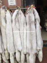 Factory Direct Top Fox Skin Raw Material Whole Fox Skin