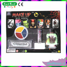 Fake Blood Glitter Gel Halloween Makeup Kit
