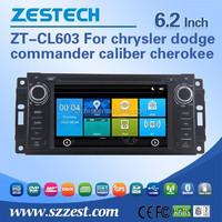 Car dvd for Chrysler/JEEP/Dodge Caliber/COMMANDER/CHEROKEE/Avenger/Challenger/Dakota/Journey/Magnum/RAM Trucks/RAM1500/RAM2500