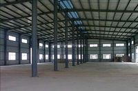 2015 good reputation prefabricated steel structure warehouse and wokshop building factory