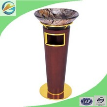 Lobby Ash Tray Waste Container/Ash Bin/Rubbish Can