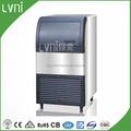 Lvni 75kg/day id165, pequena máquina de fazer gelo em casa/home sorveteira