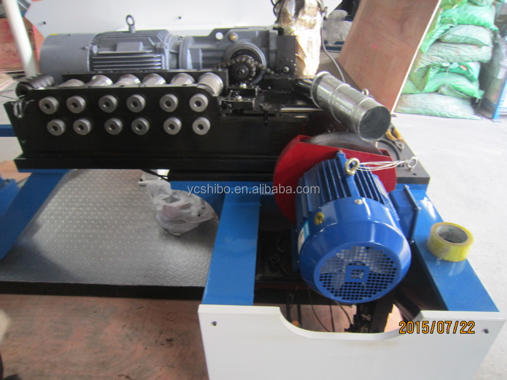 SPIRAL DUCT MACHINE WITH ALL STANDARD ACCESSORIES