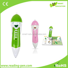All language support educational toys Donald duck educational talking pen with CE,ROHS,OEM services, learning toy for kids