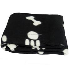 Dog Play Pen - Indoors, Outdoors & Travel Polar Fleece Throw Blanket
