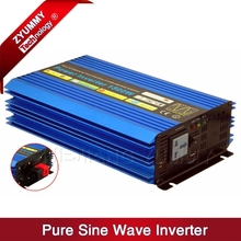 High cost performance intelligent 1500W dc/ac power inverter pure sine wave