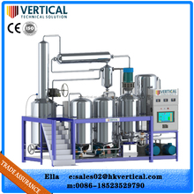Hot selling Pure physical waste oil recycling technology
