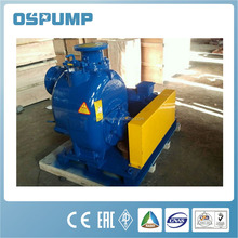 4 inch Belt Driven electric river water pump