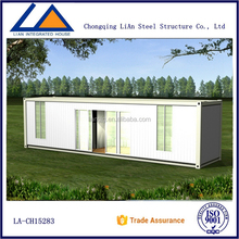 Economical Residential Shipping 40 Feet Container House