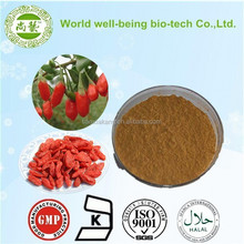 100% Natural Wolfberry Extract/Dried Goji Berry Extract/Chinese Wolfberry Extract
