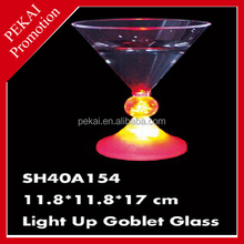 High quality products change color cup glass for party favor