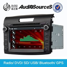 touch screen car dvd player for honda accord with GPS navigation bluetooth 3G TV SD USB phonebook