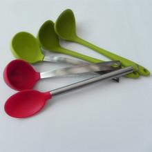 Mcdonald Supplier SC-SET2 FDA Standard Eco-friendly Hot Sale Silicone Kitchenware