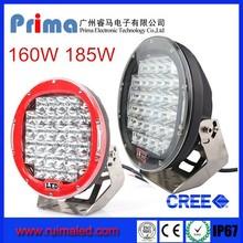 "9"" 96W 111W 160W 185W Led work Light, led work lamp, 185W led driving light, Led truck light, led spotlights, led auto lights"