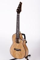 Enya EUT-MT6 full-solid 21''23''26'' tiger maple wood ukulele