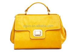 Wholesale lady handbag , pu bag , popular fashion handbag