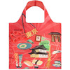 2014 210d foldable shopping promotional bags/reusable shopping bag/ polyester & nylon shopping bagAT-1097