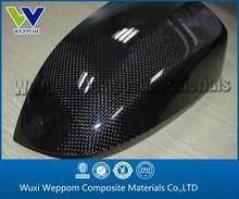 3K Twill Glossy Carbon Fiber Car Mirror Shell,Incoming Sample Custom
