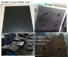 Ball Mill Rubber Liner, Rubber Lining, Lifter Bar