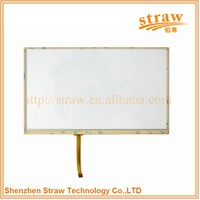 Advanced Resistive Touch Panel Monitor 7.1 Inch Digitizer Touch Screen for Car DVD Player