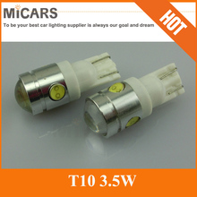 China manufacturer high power 3.5w cree t10 auto led bulb