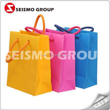 rope handled paper carrier bags paper bag package