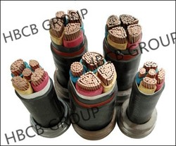 High Quality 5x4mm2 XLPE Insulated China Electrical Power Cable