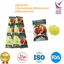 Hahal chicken flavor spices 10g seasoning powders