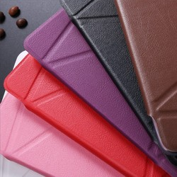 LETSVIEW Top Selling Hot Luxury PU Leather Case Smart Back Protective Anti Scratch Cover Shell Housing for Ipad Mini 1/2/3