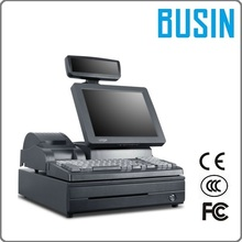 BUSIN KH2-H183 Classical Dark Gray pos system supermarket With high Configuration Than samsung pos system