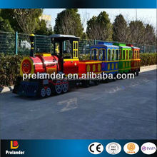 2015 new product backyard trackless train for sale