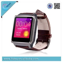 New Bluetooth Smart Watch WristWatch W3 Watch phone for iPhone 5S 6 for Samsung S4 Note 2 3 for HTC Android Phone