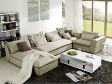 wood fabric living room modern sofa set design lounge