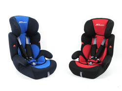 Gr 1+2+3 infant car seat for 9 months to 12 years old baby seat car mirror