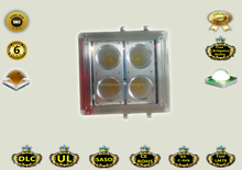 super power led lighting manufacturers for big led market
