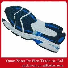 35# To 45# Very Nice Sports Shoe Outer Sole Sole Natural Rubber Sheet Unisex MOQ 1200 Pairs