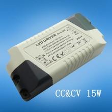 100&240v 350ma 500ma 700ma Triac dimmable power supply 15w LED driver